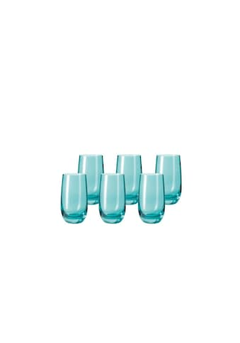 LEONARDO Glas »Leonardo Trinkglas Sora 44442 dl, 6 S«, (6 tlg.), 6 teilig kaufen