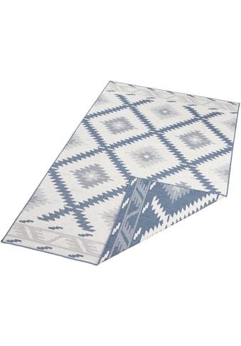 bougari Teppich »Malibu«, rechteckig, 5 mm Höhe, In- und Outdoor geeignet,... kaufen