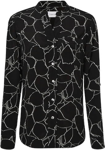 Calvin Klein Hemdbluse »PRT LS SLV PKT BLOUSE« kaufen