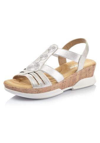 Rieker Sandalette, mit Stickerei kaufen