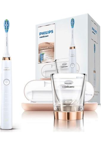 Philips Sonicare Schallzahnbürste HX9396/89 Diamond Clean Neue Generation, Aufsteckbürsten: 1 Stk. kaufen