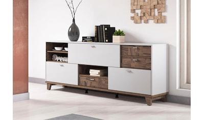 TRENDMANUFAKTUR Sideboard »Move«, Breite 186,5 cm kaufen