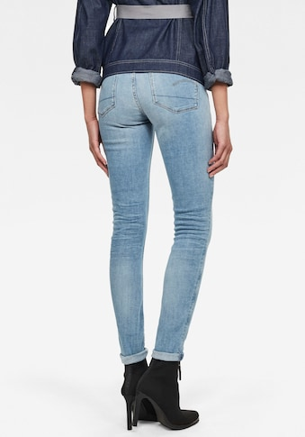 G-Star RAW Skinny-fit-Jeans »3301 High Skinny«, in High-Waist-Form kaufen