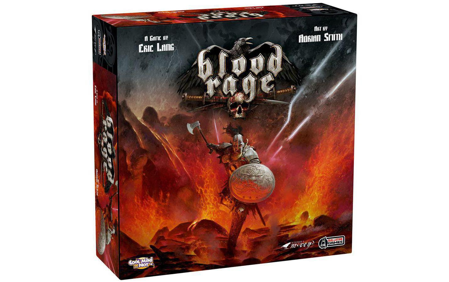 Image of ARION Spiel »Blood Rage«
