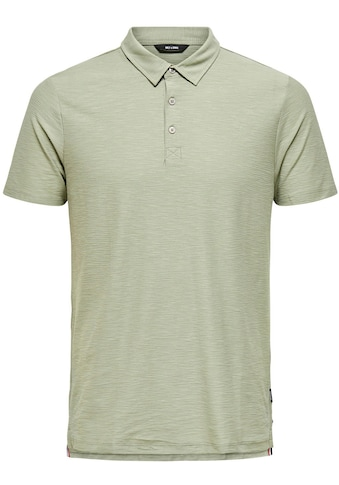 ONLY & SONS Poloshirt »ILKAS« kaufen