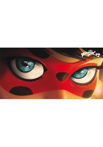 """Strandtuch """"Ladybug Eyes"""" kaufen"""