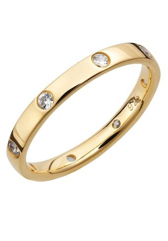 Lady Ring mit weissen Zirkonia kaufen