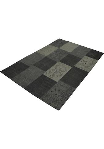 Kayoom Teppich »Lyrical 210«, rechteckig, 10 mm Höhe, Wohnzimmer kaufen