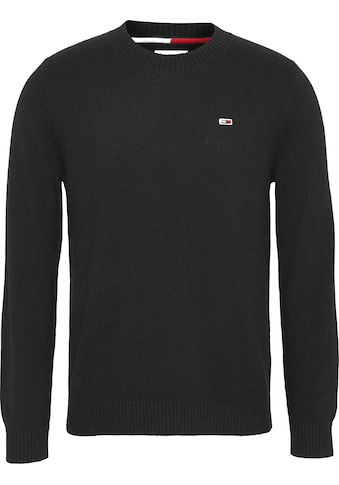 TOMMY JEANS Strickpullover »TJM LIGHT BLEND CREW SWEATER« kaufen