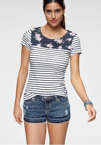 KangaROOS T-Shirt, mit verschiedenen Prints kaufen