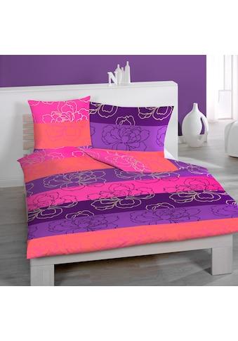 Seersucker - Bettbezug, Home Fashion, »Cynthia« kaufen