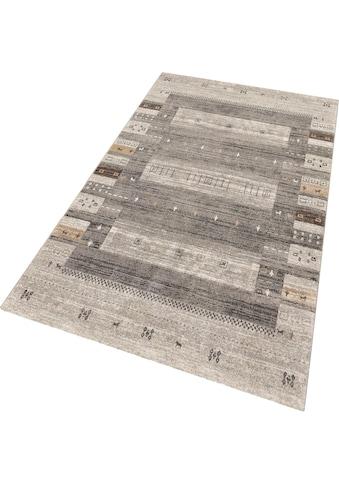 merinos Teppich »Milano 1450«, rechteckig, 10 mm Höhe, In- und Outdoor geeignet,... kaufen