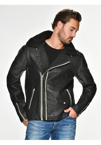 Maze Jacke mit weichem Kragen »Barretos« kaufen