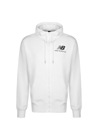 New Balance Kapuzensweatjacke »Essentials Stacked Logo« kaufen