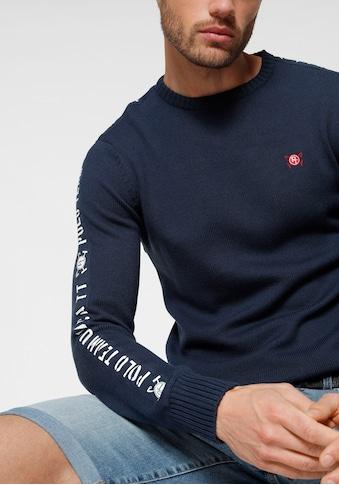 TOM TAILOR Polo Team Rundhalspullover kaufen