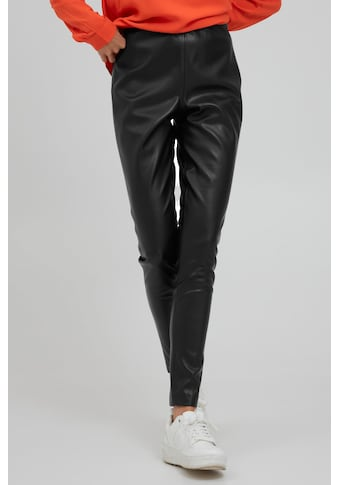 Ichi Leggings »IHACOCA LE 20115129«, Skinny-Pants in Kundstleder-Optik kaufen