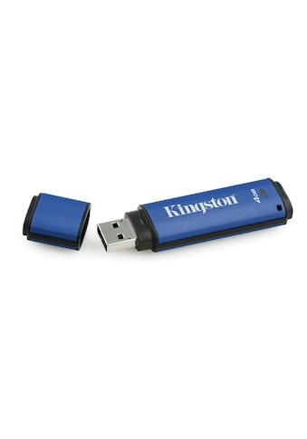 USB - Stick, Kingston, »Data Traveler Vault Privacy USB3.0 4 GB« kaufen