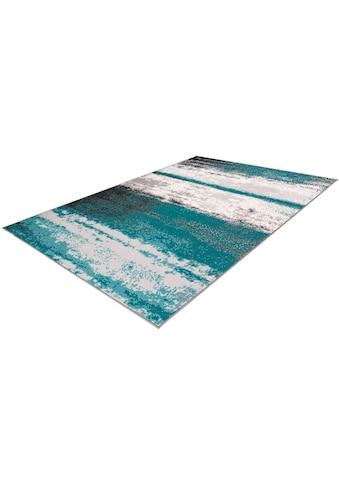 Kayoom Teppich »Esperanto 525«, rechteckig, 10 mm Höhe, Wohnzimmer kaufen