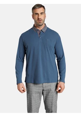 Charles Colby Langarm - Poloshirt »DUKE BRENNAN« kaufen