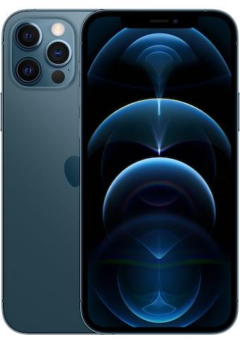 "Apple Smartphone »iPhone 12 Pro - 128 GB«, (15,5 cm/6,1 "" 128 GB Speicherplatz, 12 MP Kamera) kaufen"