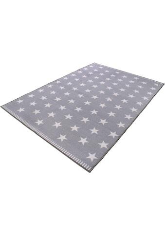 Andiamo Teppich »Sternenhimmel«, rechteckig, 5 mm Höhe, Motiv Sterne, Wohnzimmer kaufen