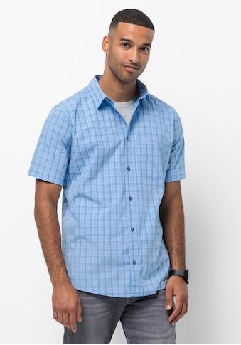 Jack Wolfskin Kurzarmhemd »HOT SPRINGS SHIRT M« kaufen