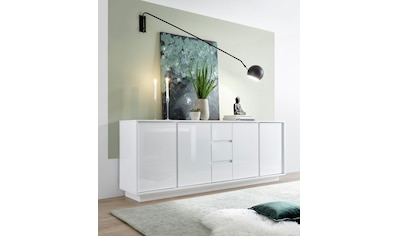 LC Sideboard »Ice«, grifflos kaufen