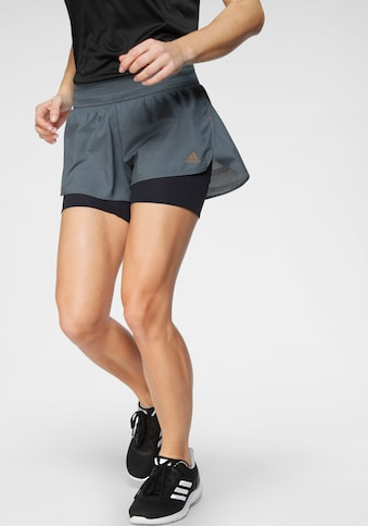 adidas Performance 2 - in - 1 - Shorts »HEAT.RDY SHORT« kaufen