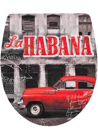 ADOB WC-Sitz »Imola La Habana«, Mit Absenkautomatik kaufen