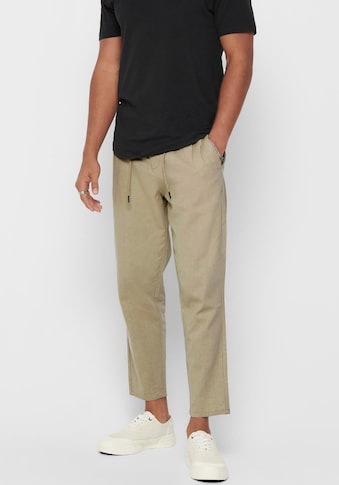 ONLY & SONS Leinenhose »LEO LINEN MIX« kaufen