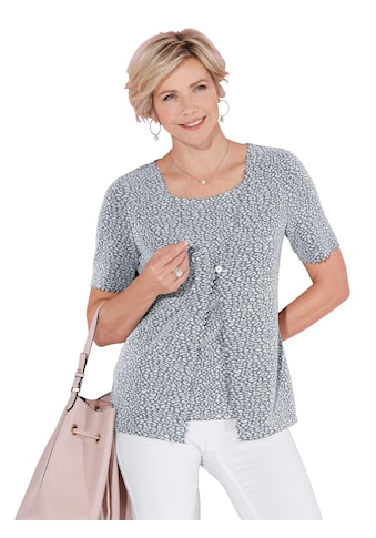 Classic Shirt in modischer 2 - in - 1 - Optik kaufen