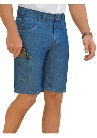 Catamaran Jeans - Bermudas aus reiner Baumwolle kaufen