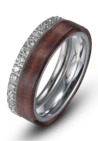 Firetti Ring - Set »6,0 mm, glänzend und matt, bicolor« (Set, 2 tlg.) kaufen