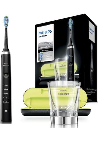 Philips Sonicare Schallzahnbürste HX9359/89 Diamond Clean Neue Generation, Aufsteckbürsten: 1 Stk. kaufen