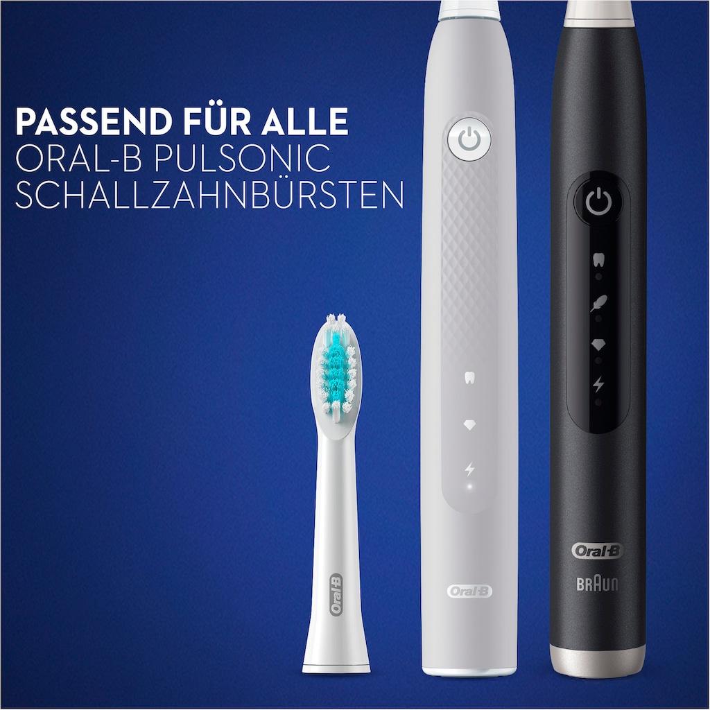 Oral B Aufsteckbürsten »Pulsonic Clean«