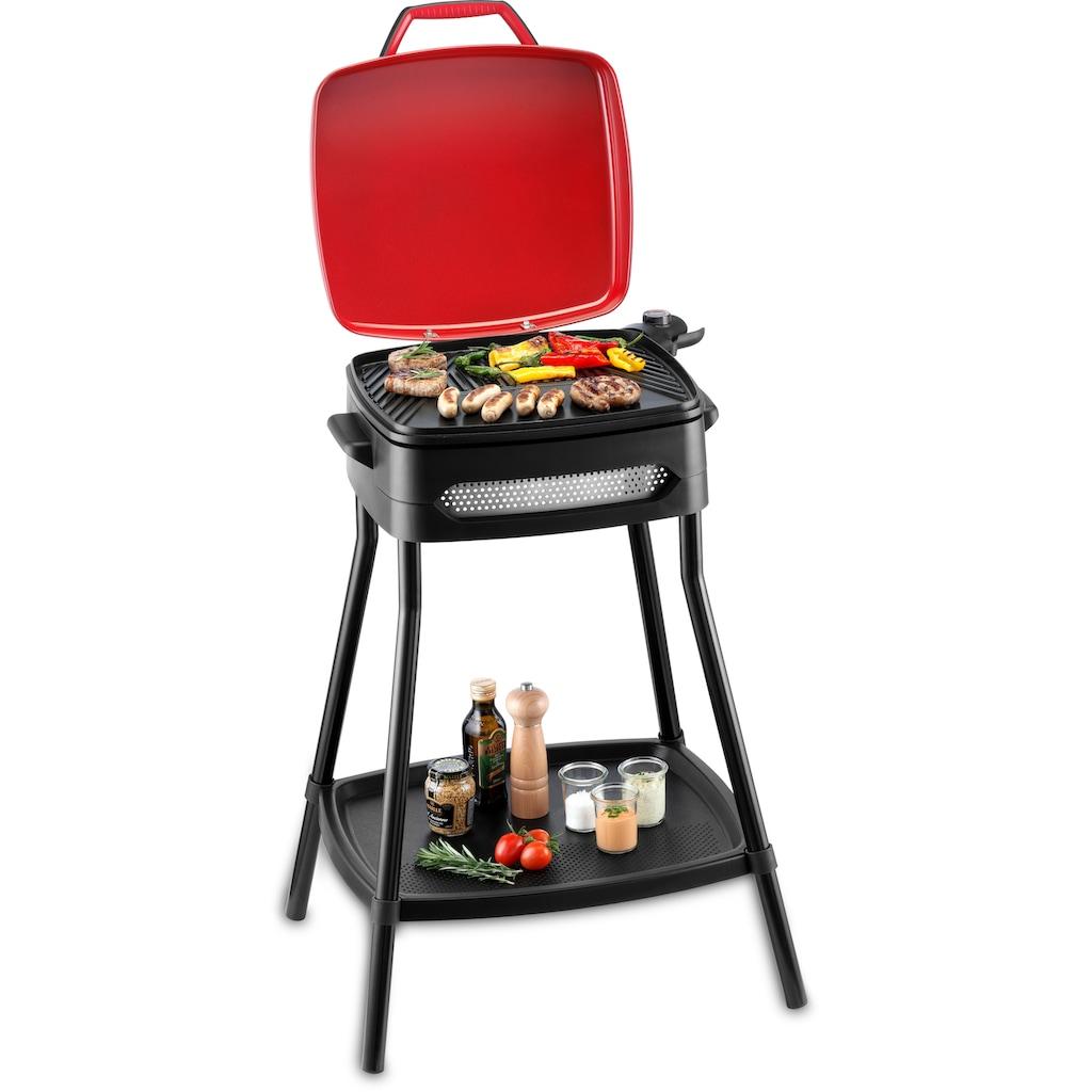 Trisa Elektro-Standgrill »BBQ Power Grill«