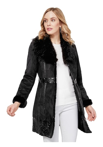 Mainpol Jacke aus Webpelz kaufen