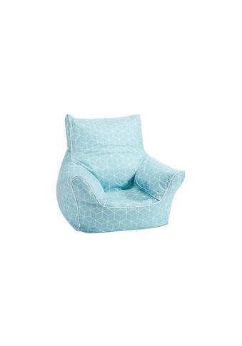 Kindersitzsack, KNORRTOYS.COM®, »Mint mit Geo Würfel« kaufen