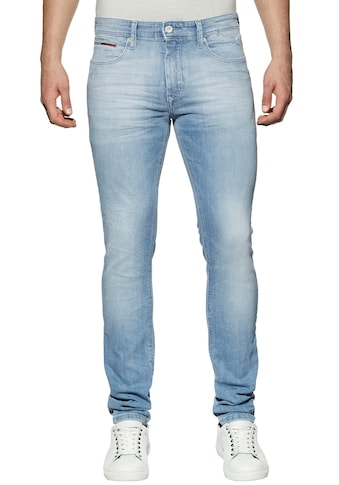 TOMMY JEANS Slim - fit - Jeans »SLIM TAPERED AUSTIN« kaufen