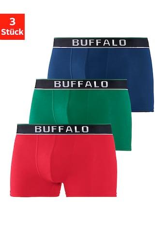 Buffalo Boxer, Webbund im College Design kaufen