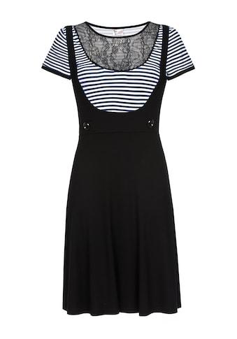 Pussy Deluxe A-Linien-Kleid »Sally Striped« kaufen