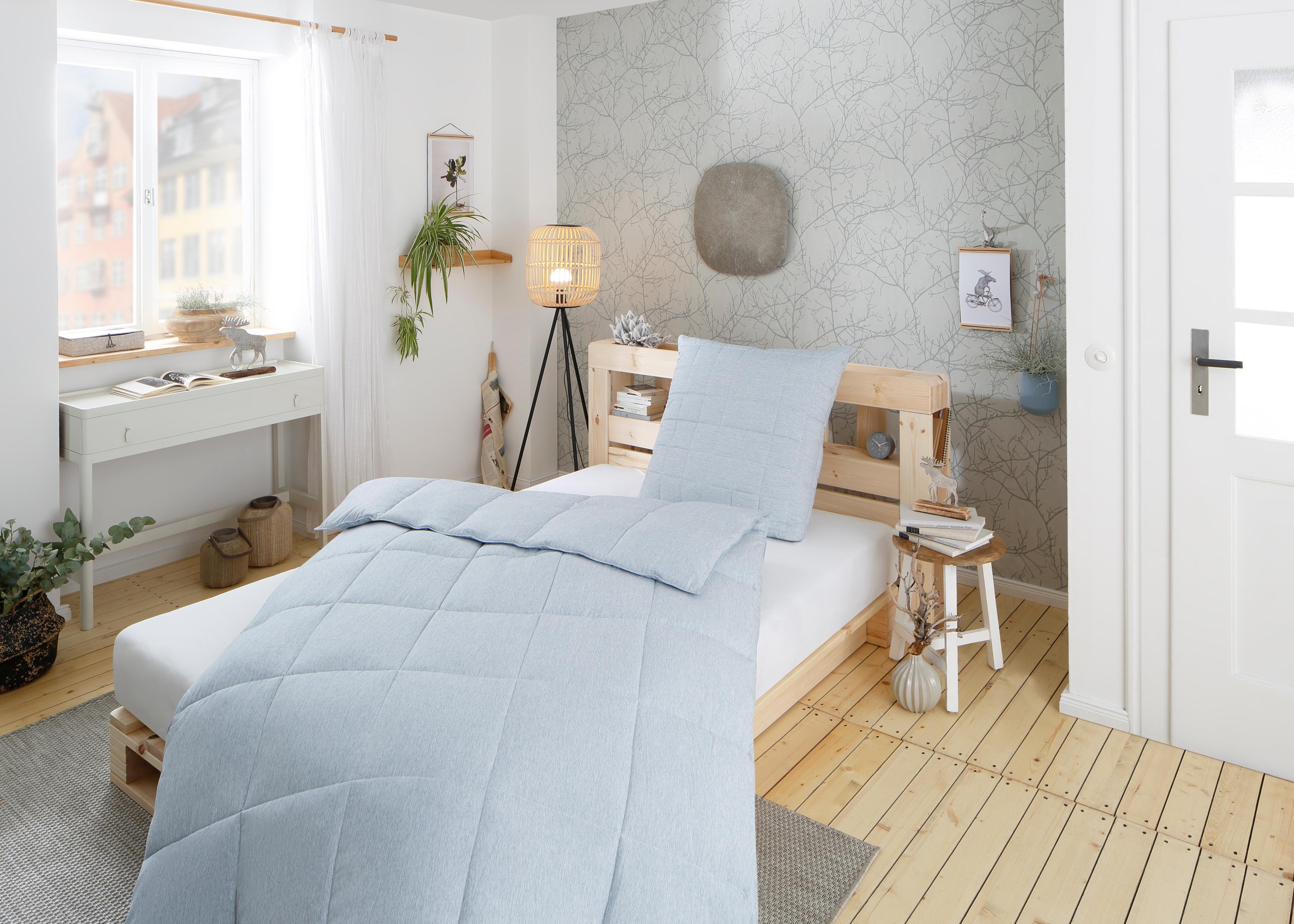 Image of Älgdröm Kunstfaserbettdecke »Norrström«, normal, (1 St.), Modernes schönes skandinavisches Design mit super Preis-/Leistungsverhältnis, erhältlich in 3 Wärmeklassen