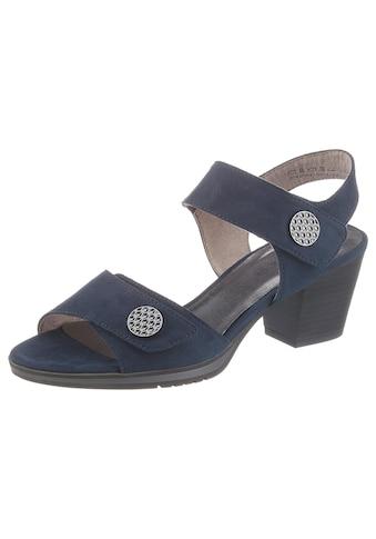 Jana Sandalette, in bequemer Schuhweite H (=sehr weit) kaufen