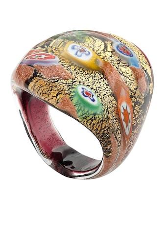 Lady Ring mit Goldfarbenplattierung kaufen