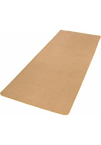 Andiamo Sisalteppich »Sisal«, rechteckig, 5 mm Höhe, Flachgewebe, Obermaterial: 100% Sisal, Wohnzimmer kaufen