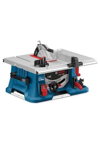 Bosch Professional Tischkreissäge »GTS 635-216« kaufen