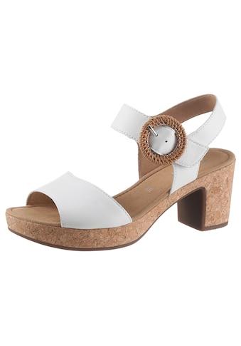 Gabor Sandalette, mit geflochtener Schnalle kaufen