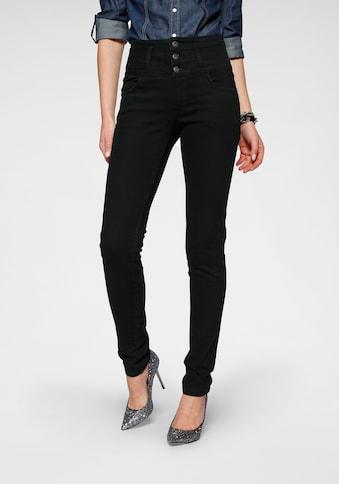 Arizona Slim - fit - Jeans »mit extra breitem Bund« kaufen
