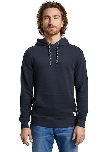 TOM TAILOR Kapuzensweatshirt kaufen