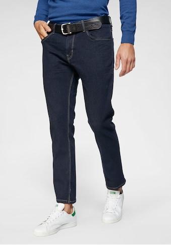 TOM TAILOR 5-Pocket-Jeans »JOSH«, mit modischer Waschung kaufen